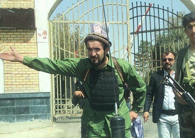 حمید خراسانی: افرادی به ناحق در پنجشیر گرفتار و به زندان افکنده می شوند