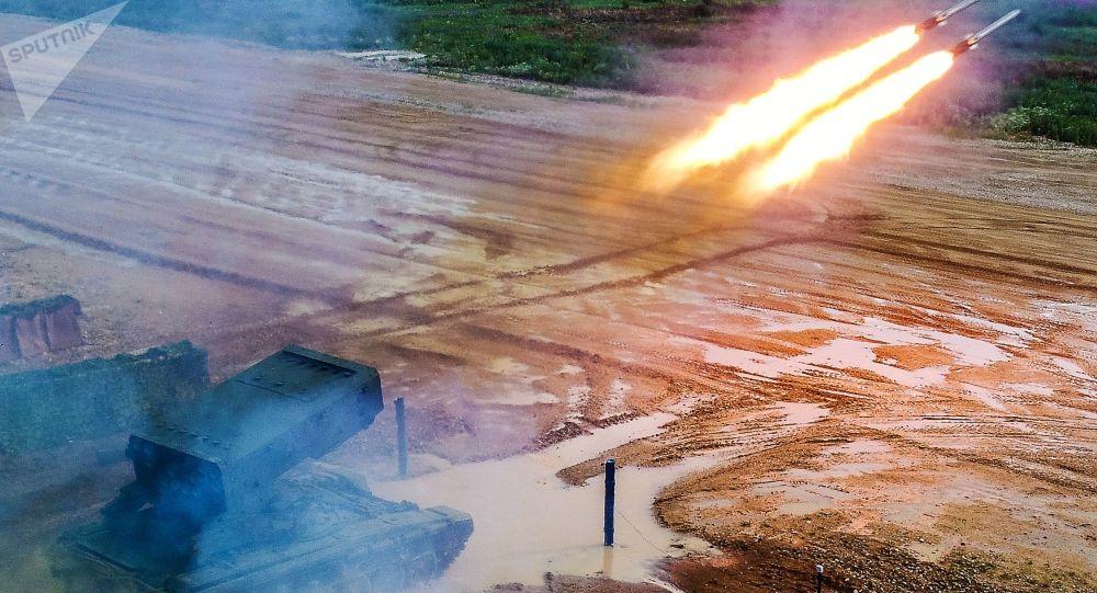 ترس و وحشت امریکا از سلاحهای ترموباریک روسیه