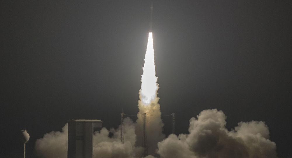 کپسول فضایی SpaceX آتش گرفت