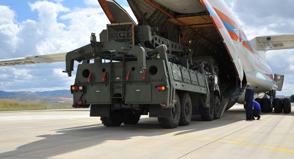مرحله دوم تحویلدهی اس-400 به ترکیه به اتمام رسید