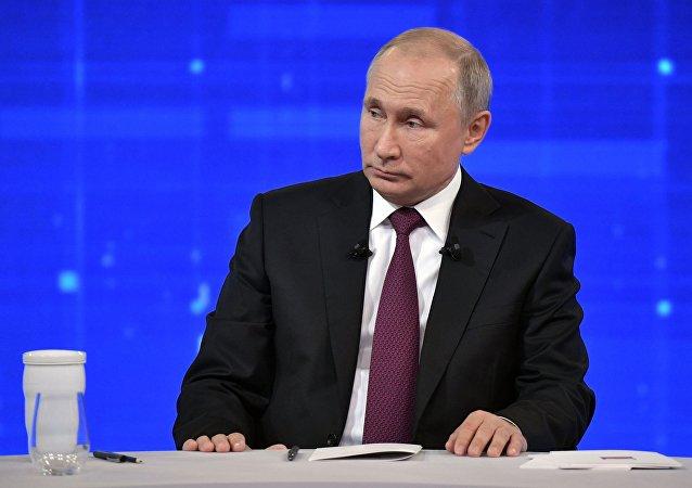 پوتین وجه مشترک روسیه و اروپا را نامبرد