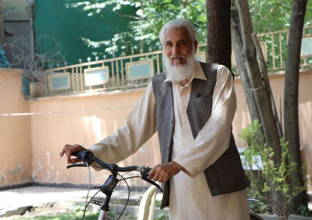 عبدالرشید آرین معاون پیشین نخست وزیر افغانستان