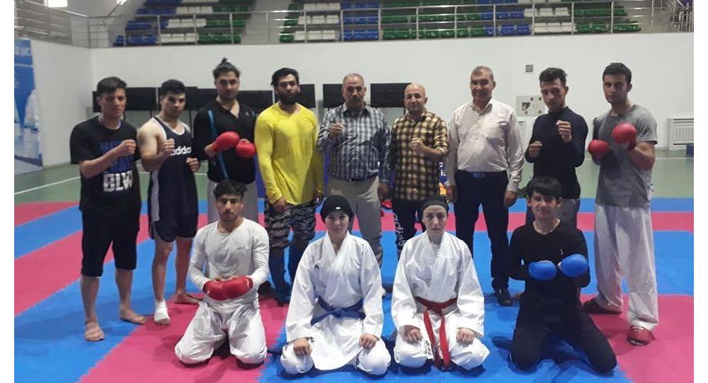 تیم ملی کاراته کشور