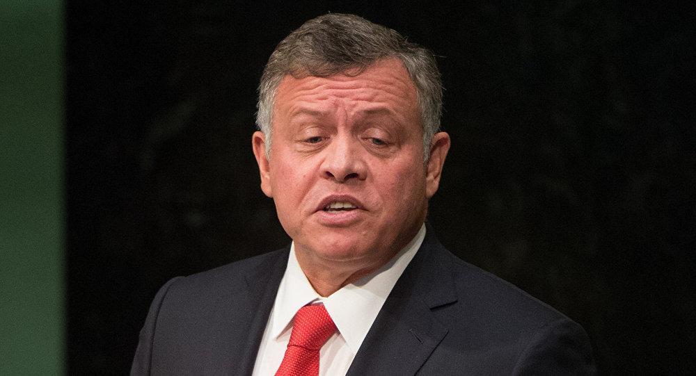 شاه اردن درباره حل نشدن عادلانه منازعه اسرائیلی-فلسطینی هشدار داد
