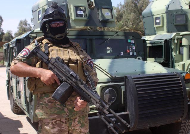 یک سرباز عراقی بدست معترضان کشته شد