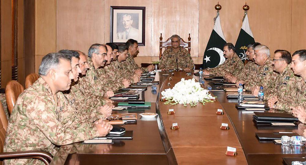 ارتش پاکستان با واگذاری پایگاه نظامی به امریکا مخالفت کرد