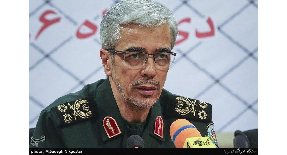 مذاکرات لوی درستیز قوای مسلح ایران با وزیر دفاع روسیه