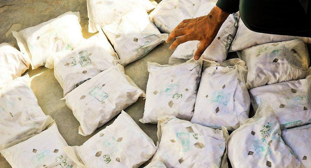 توقیف محموله هروئین 20 میلیون دالری از سوی گارد ساحلی هند