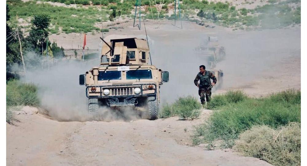 عملیات تصفیوی؛ در قندهار 34 طالب مسلح کشته شدند