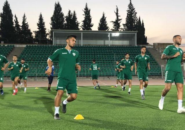 اولین تمرین تیم ملی در تاجیکستان