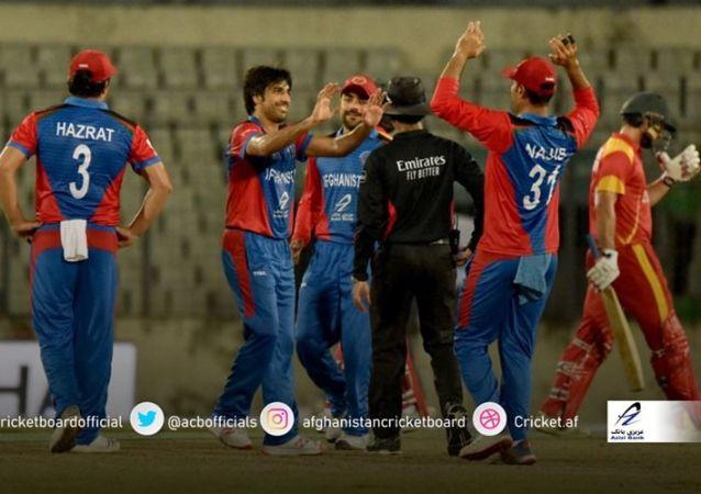 تیم ملی کریکت افغانستان