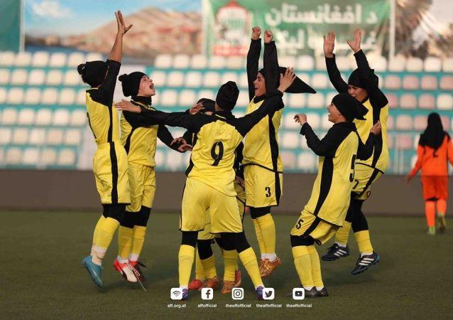 تیم فوتبال بانوان کابل