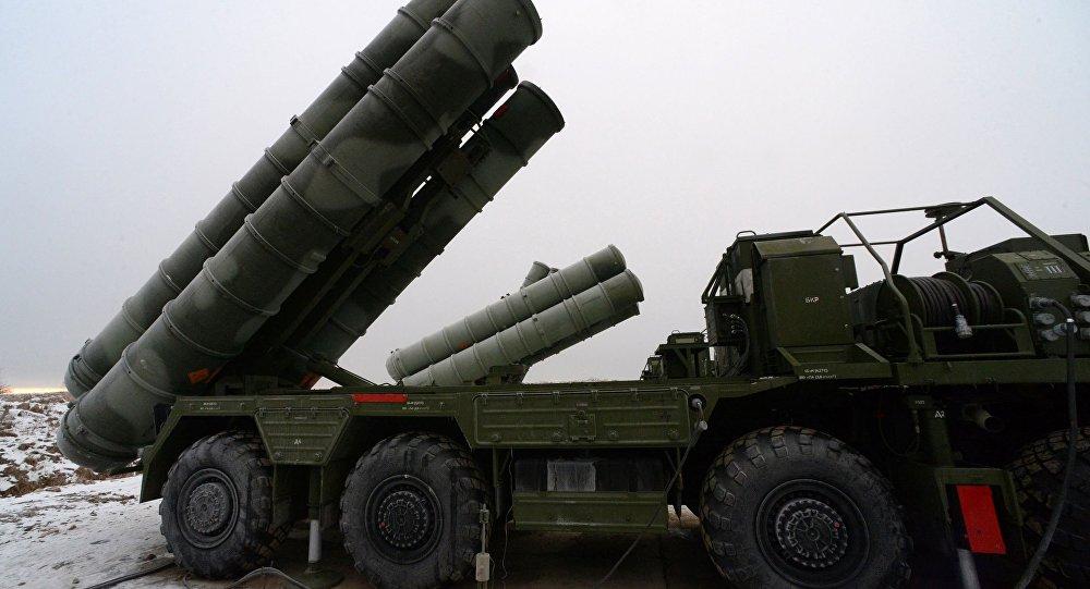 آزمایشات دستگاه اس-500 در سوریه