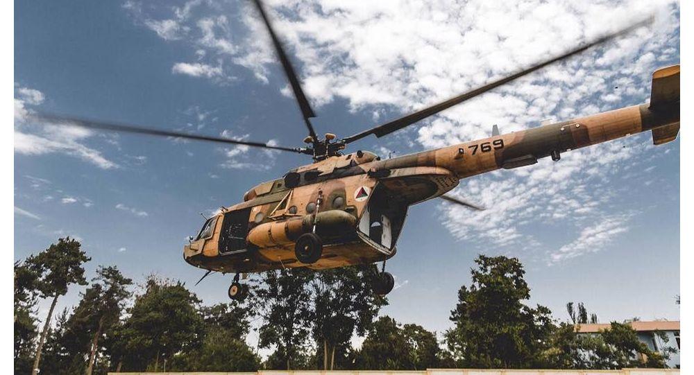 عدم تعهد آمریکا و سقوط پیهم چرخبال های ارتش افغانستان