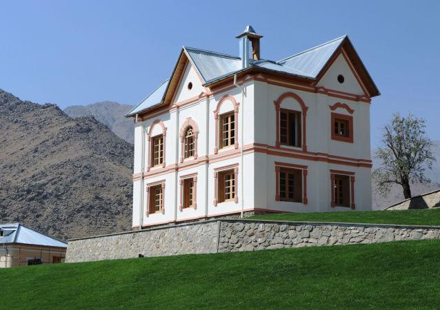 قصرهای بالا باغ – ولسوالی پغمان، ولایت کابل