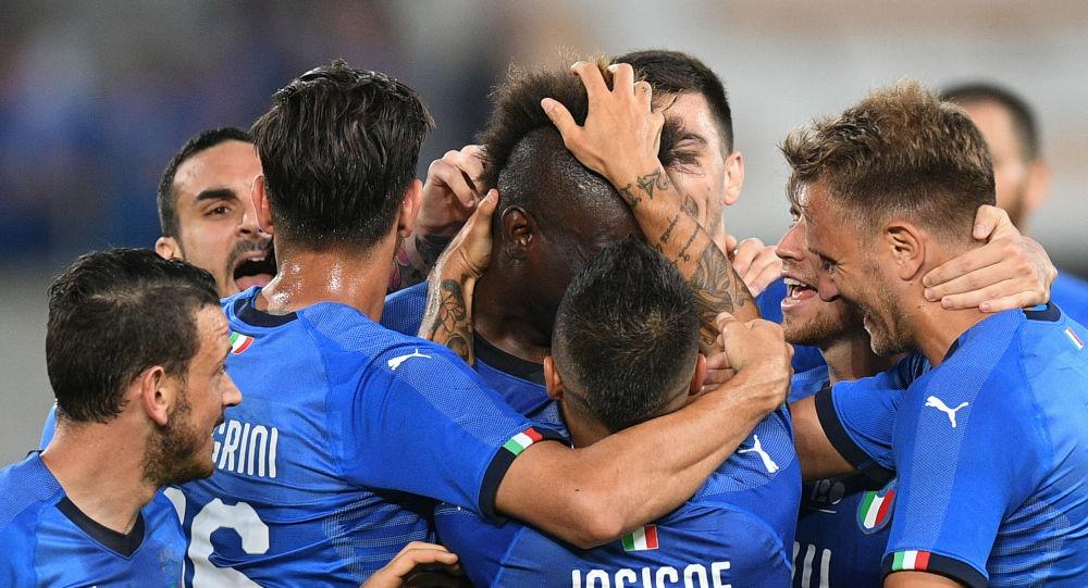 تیم ملی فوتبال ایتالیا
