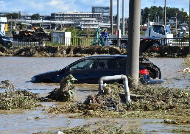 طوفان هاگیبیس در جاپان وپیآمدهای ناشی ازآن
