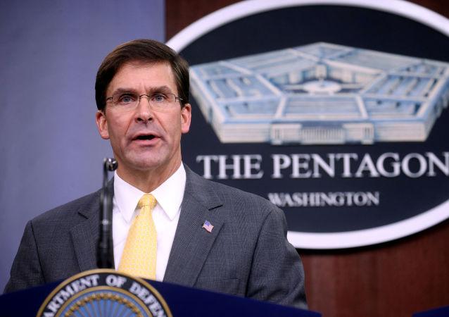 وزیر دفاع امریکا: خروج امریکاییها از افغانستان تا ۱۰ روز آغاز میشود