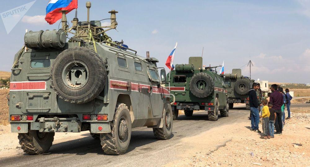 کشته شدن یک سرباز روسی در نتیجه انفجار موتر زرهی