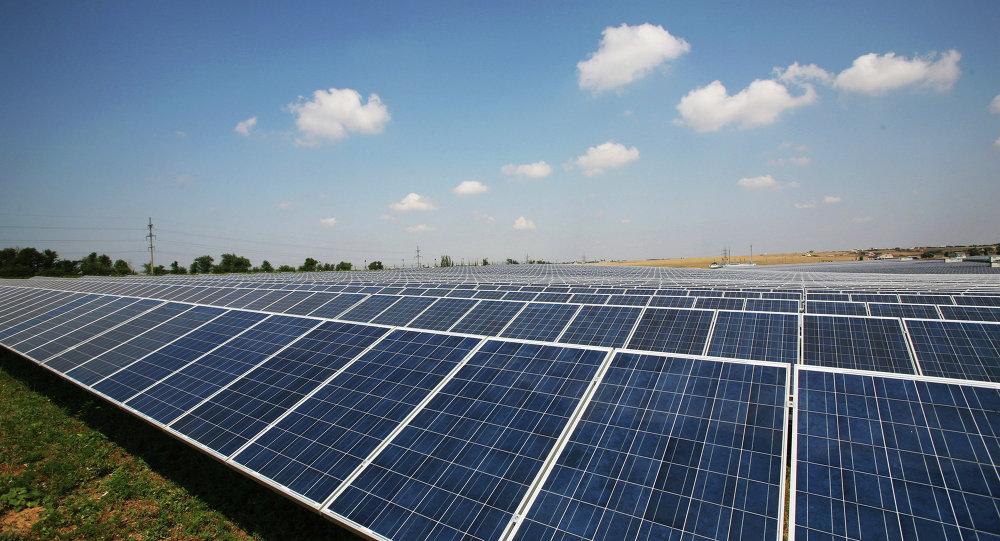 طرح ساخت بزرگترین نیروگاه برق آفتابی در هرات