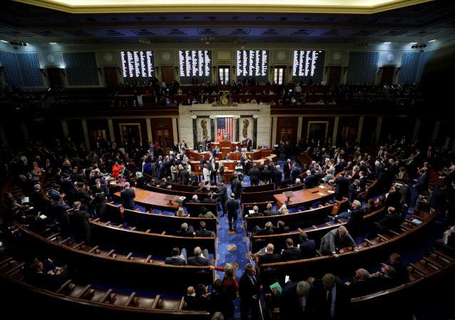 مجلس نمایندگان کنگره امریکا تحریم های جدید در برابر روسیه را تصویب کرد