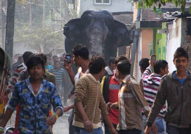 اعتصاب اتحادیه کارگران در هند