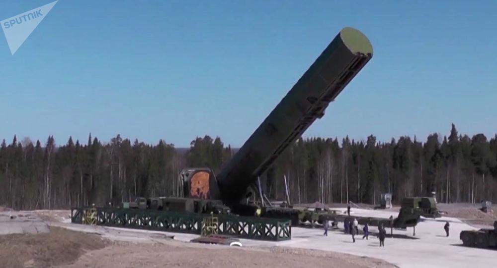 از سلاح های روسی نابود کننده ایالات متحده گرفته شد