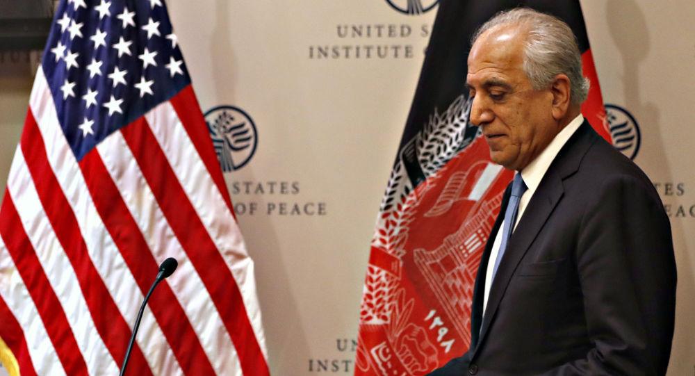 خلیلزاد: در صورت افزایش مهاجرین افغان آمریکا طرحی را  روی دست دارد