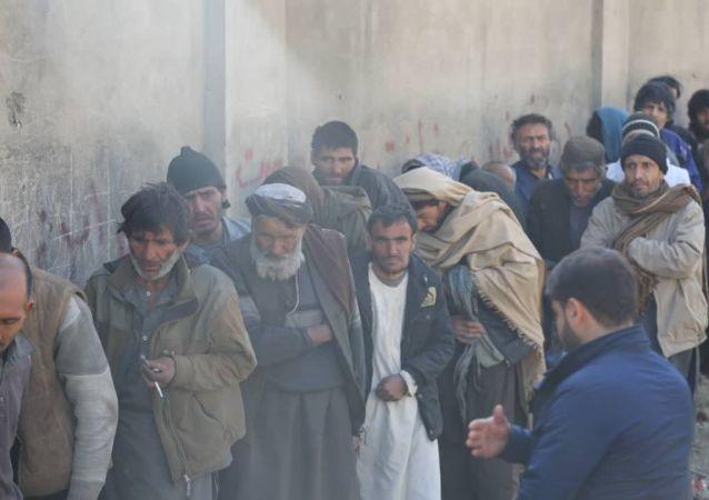 150 فرد معتاد به مواد مخدر از شهر کابل جمعآوری شدند