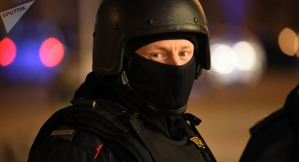 نیروهای ویژه روسیه یک گروهک تروریستی را خنثی کردند