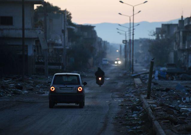گشت زنی مشترک روسیه و ترکیه در «ادلب» سوریه آغاز شد