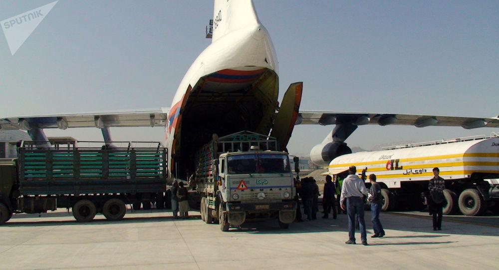 ماموریت محرم: صحنه های تخلیه کارمندان سفارت روسیه از افغانستان