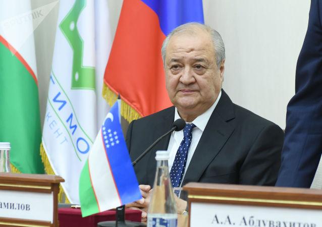 Открытие филиала МГИМО в Ташкенте