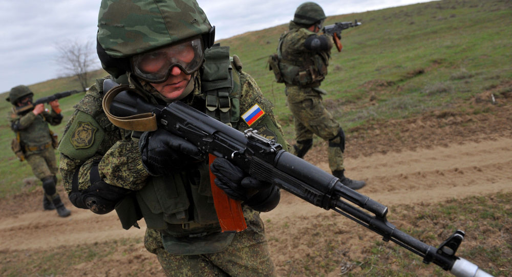 پنتاگون بار دیگر از قدرت فوق العاده ارتش روسیه سخن گفت