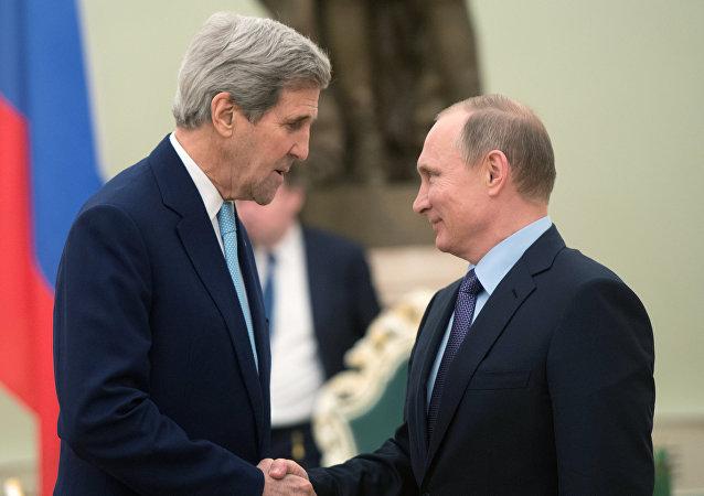 توافق روسیه و امریکا در مورد ریشه کن کردن تروریزم