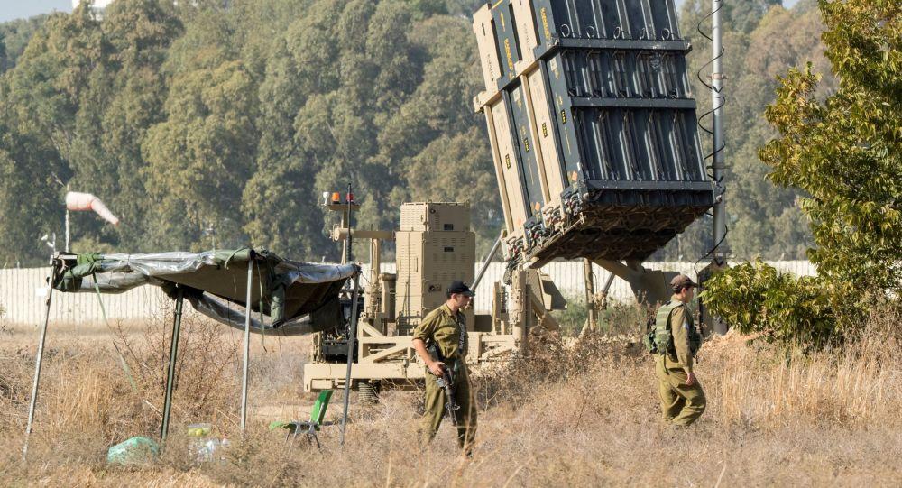 اسرائیل گنبد آهنین را به حالت آمادهباش درآورد