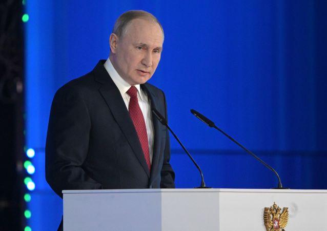 درخواست جدید پوتین برای مبارزه با کرونا