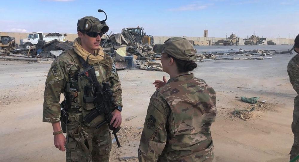 پایگاه های عمده نظامی ایالات متحده بی دفاع هستند