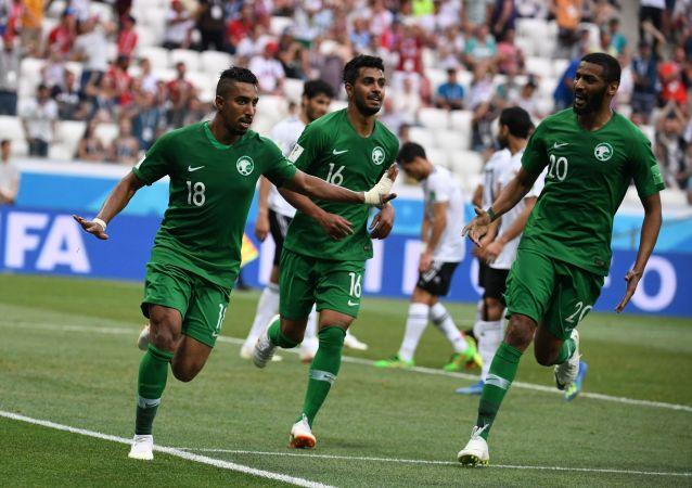 تیم ملی فوتبال عربستان