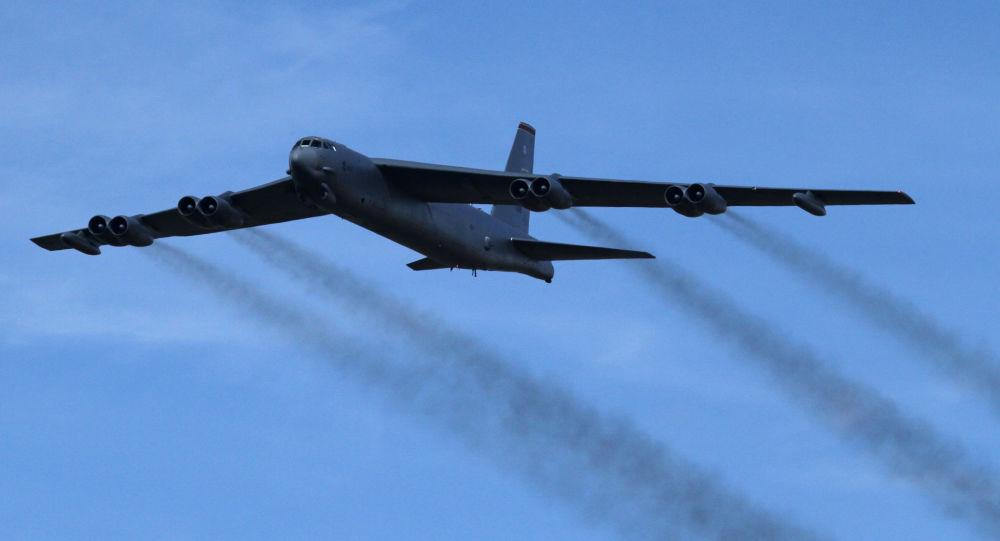 اعزام 2 فروند بمبافکن امریکایی «بی 52» به خاورمیانه