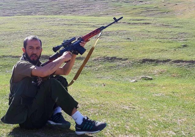 فرمانده جبهه مقاومت: هیچگاهی تسلیم دشمن نمی شویم + ویدیو