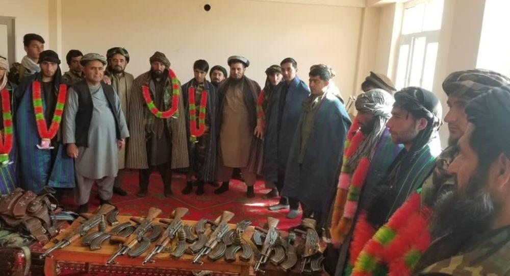 نزدیک به 638 طالب در هرات و غور تاکنون به دولت تسلیم شدند