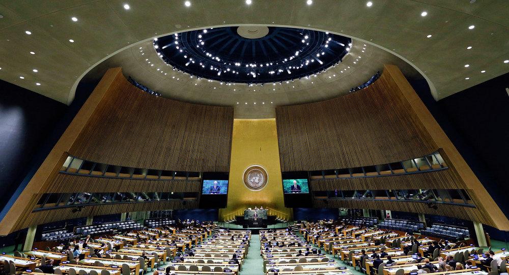 اسامبله عمومی سازمان ملل متحد