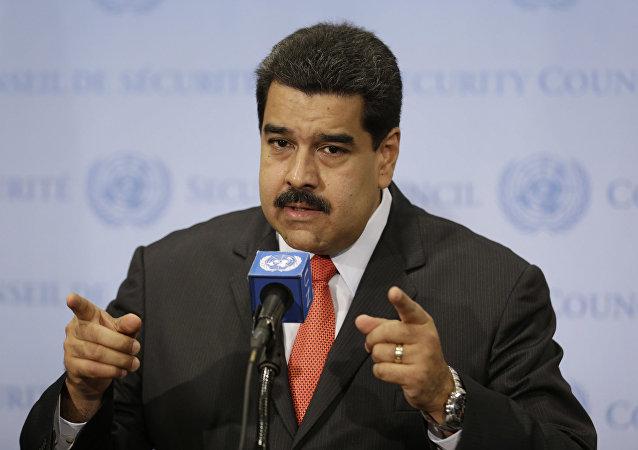 مادورو رئیس جمهور ونزوئلا