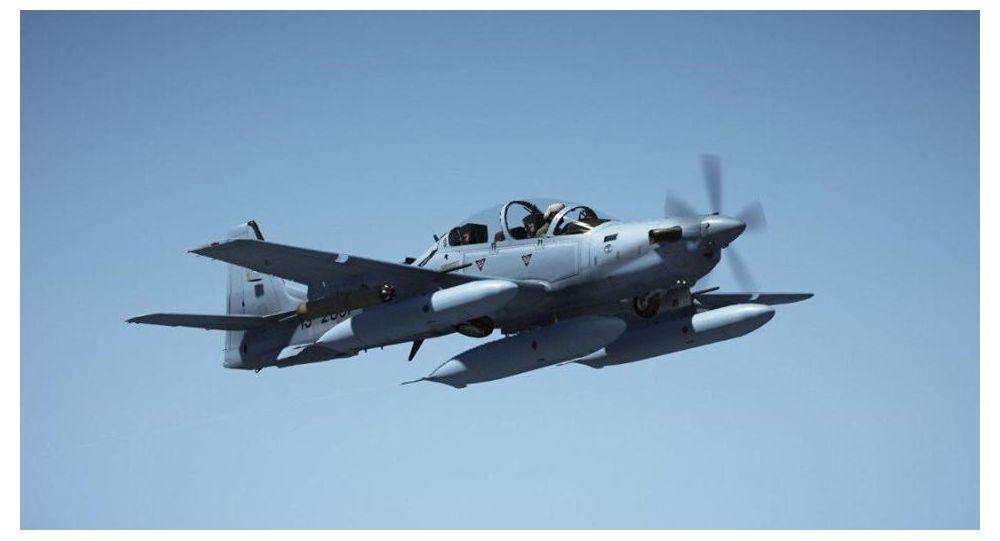کشته شدن ۱۹ جنگجوی طالبان در یورش هوایی در تخار