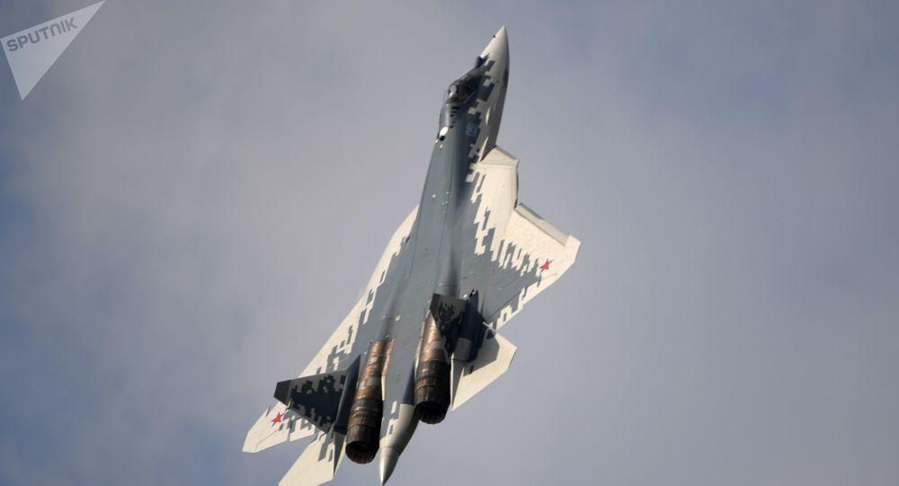 ستایش امریکاییها از جنگنده سو-57 روسی