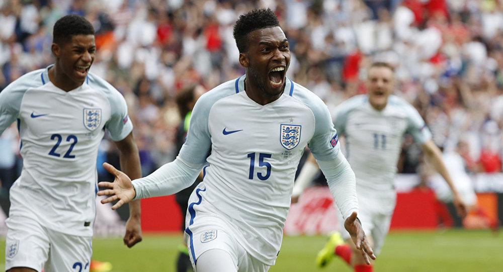 Англия и Уэльс провели очную встречу на чемпионате Европы