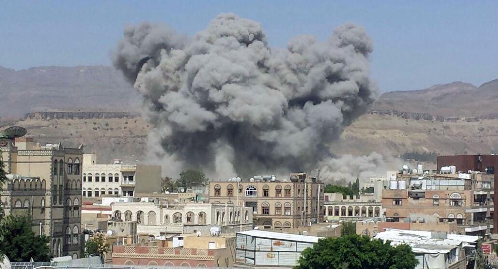 حملات خونین سعودی ها بر یمن