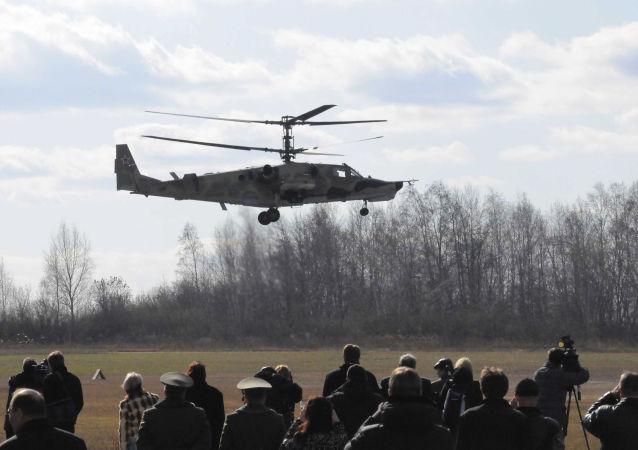 استفاده از فناوری روسیه در هلیکوپترهای امریکایی