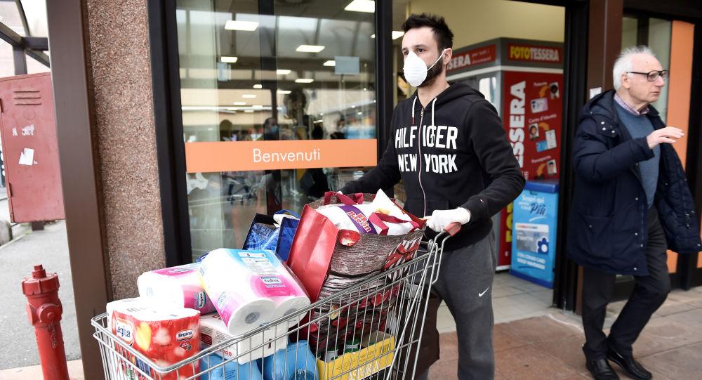 قرنطینه 14 شهر در ایتالیا به دلیل شیوع ویروس کرونا